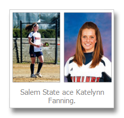 Fanning leads Salem State to a school record 38 victories