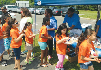 Y's SFSP Keeps Children Fed During Summer